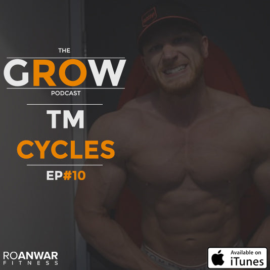 Ep #10: TM Cycles - Ibiza, Sleep & Steroids