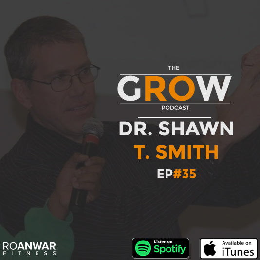 Ep #35: Dr Shawn T. Smith - How To Manage Risk In Dating