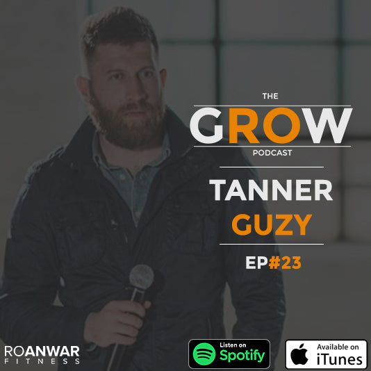 Ep #23: Tanner Guzy - How To Dress Like A Man