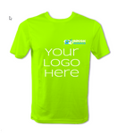 Technical T-shirt, your branding, male short sleeve