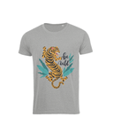"Men's premium, soft T-Shirt ""Be Wild"""