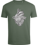 Adventure is in here T-shirt
