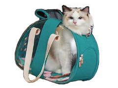 Land of Meow - Ibiyaya Retro Bubble Cat Carrier