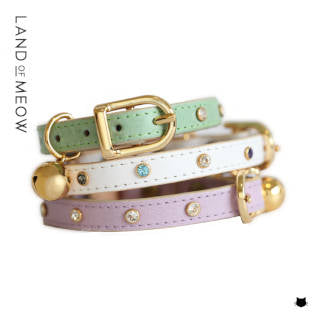 Land of Meow - Linny Swarovski Collars