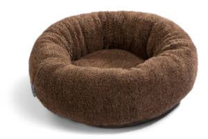 Land of Meow - MiaCara Sherpa Cat Bed