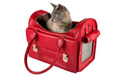 Land of Meow - Moshiqa Cat Carrier