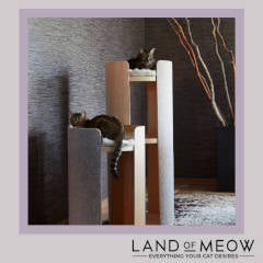 Land of Meow - Torre Cat Tree Instagram