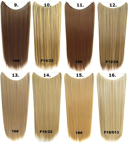 6. BRAZILIAN FLIP-IN HAIR STRAIGHT