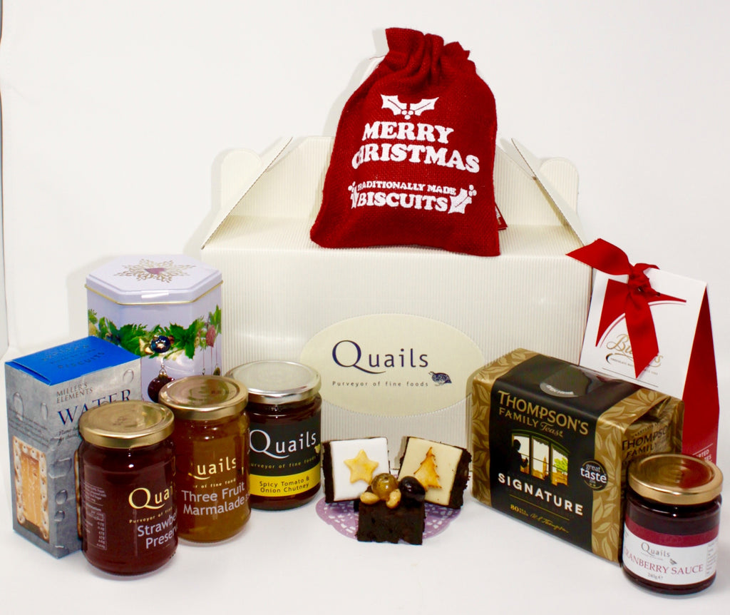 Quails £40 Christmas Hamper