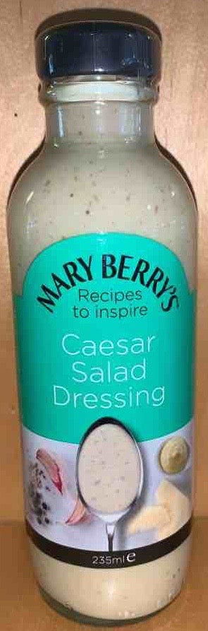 Mary Berry Caesar Salad Dressing