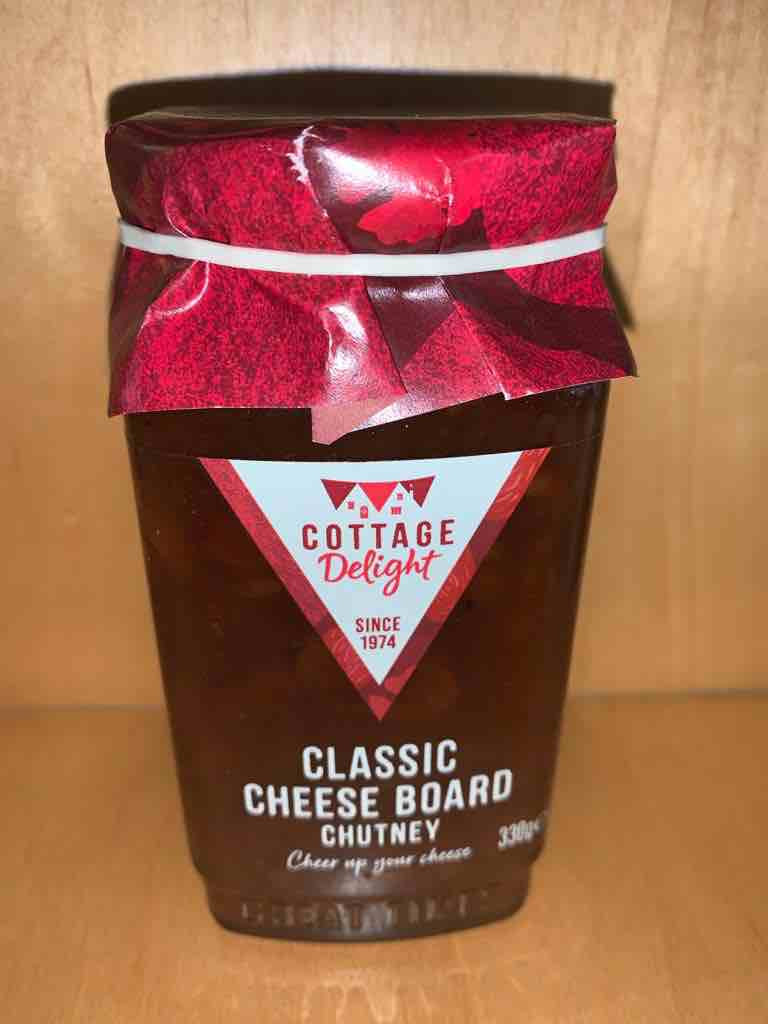Cottage Delight Classic Cheese Board Chutney