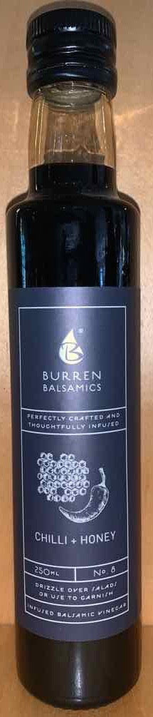 Burren Balsamics - Chilli + Honey