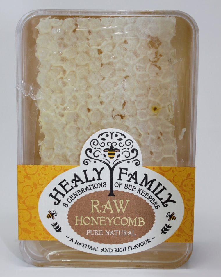 Healy Family Raw Honeycomb, Pure Natural
