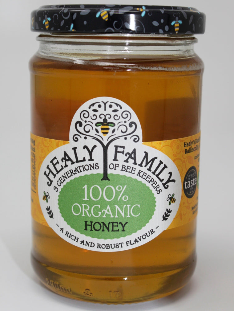Healy Family 100% Organic Honey