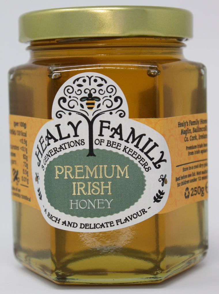 Healy Family Premium Irish Honey