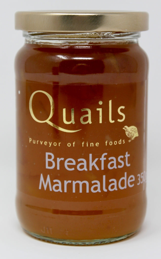 Quails Breakfast Marmalade