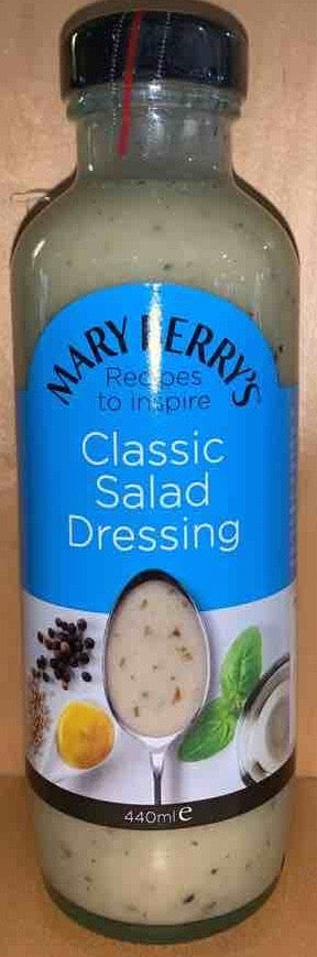 Mary Berry Classic Salad Dressing