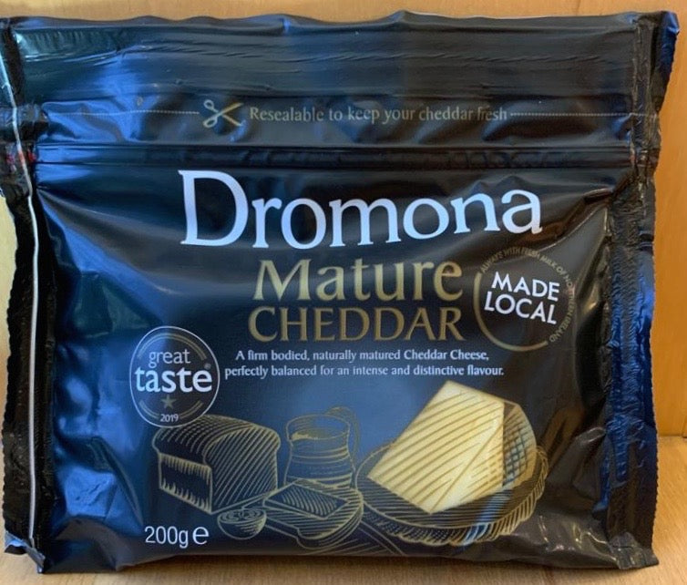 Dromona Mature Cheddar Cheese