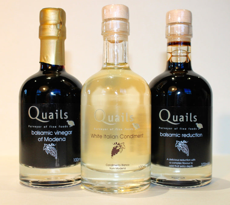 Quails Balsamic Vinegar