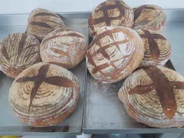Sourdough Loaf available Friday