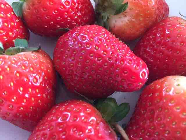 Punnet of Strawberries - £3.79