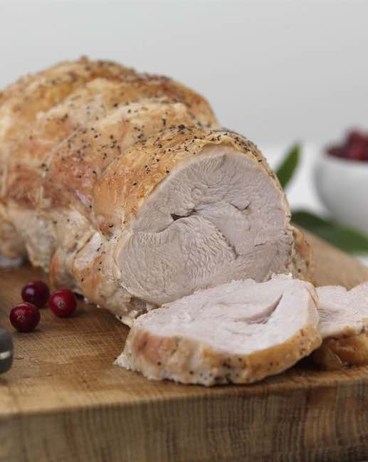 Quails Roast Turkey - 200g