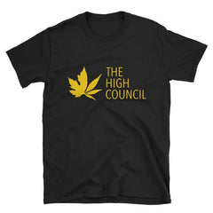 Vintage THC Short-Sleeve Cannabis T-Shirt