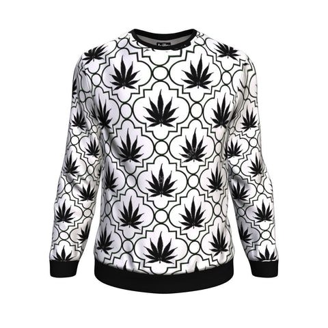 Best Black Widow Cannabis Sweater From The High Council