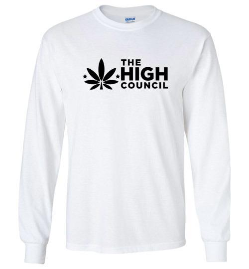 Best Endo OG Cannabis Long Sleeve T-Shirt From The High Council