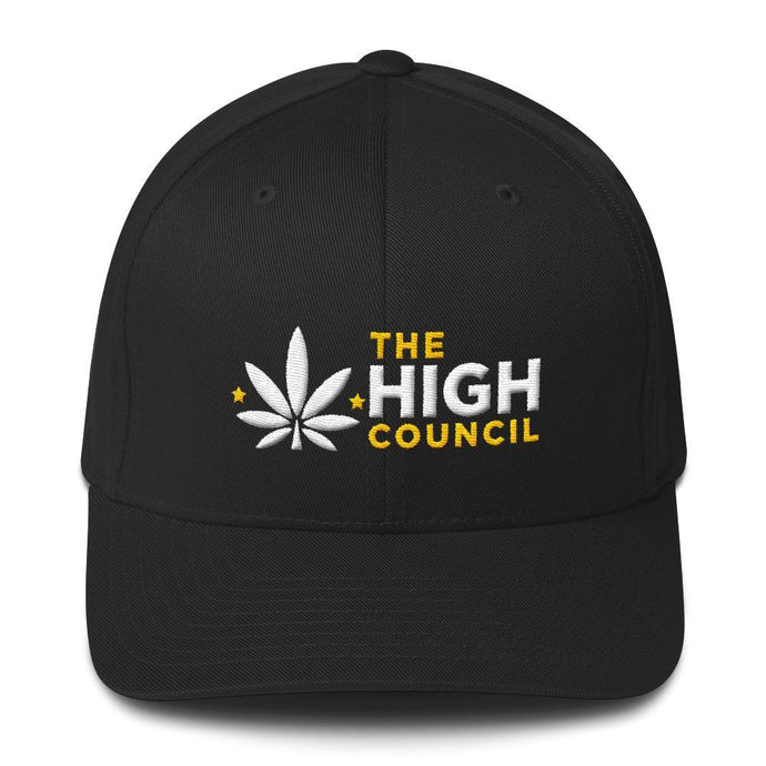 Best ENDO OG Fitted Cannabis Hat From The High Council