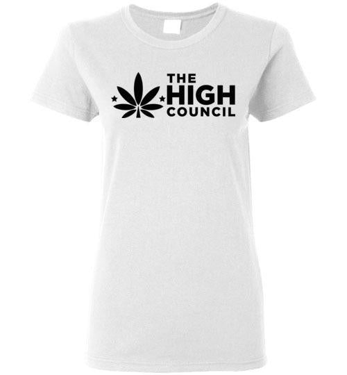 Best Endo OG Women's 420 T-Shirt From The High Council