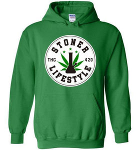 Best Stoner Lifestyle Hoodie From The High Council