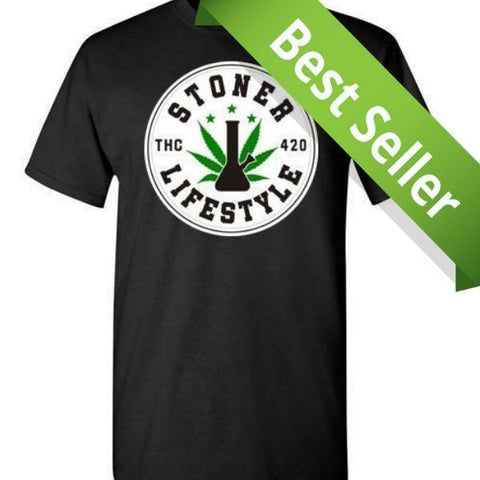 Best Stoner Lifestyle T-Shirt From The High Council