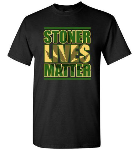 Best Stoner Lives Matter T-Shirt From The High Council