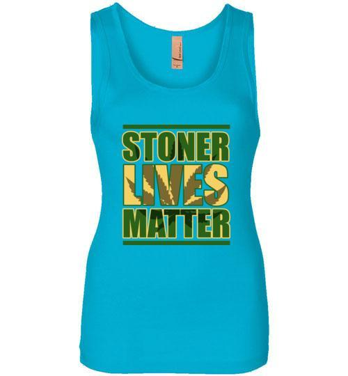 Best Stoner Lives Matter Women's Tank From The High Council