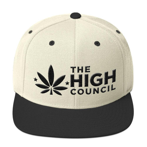 Endo OG White Widow Snapback Hat