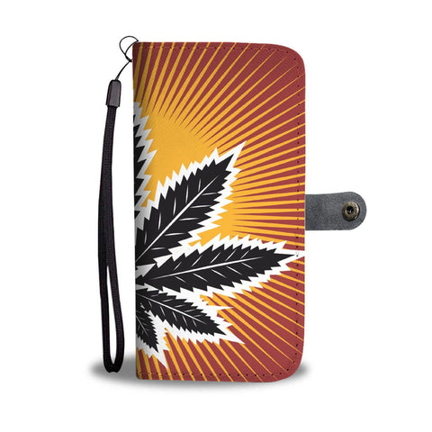 Marijuana Sunrise Weed Phone Case