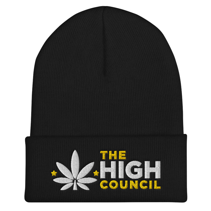 The High Council Cuffed Beanie