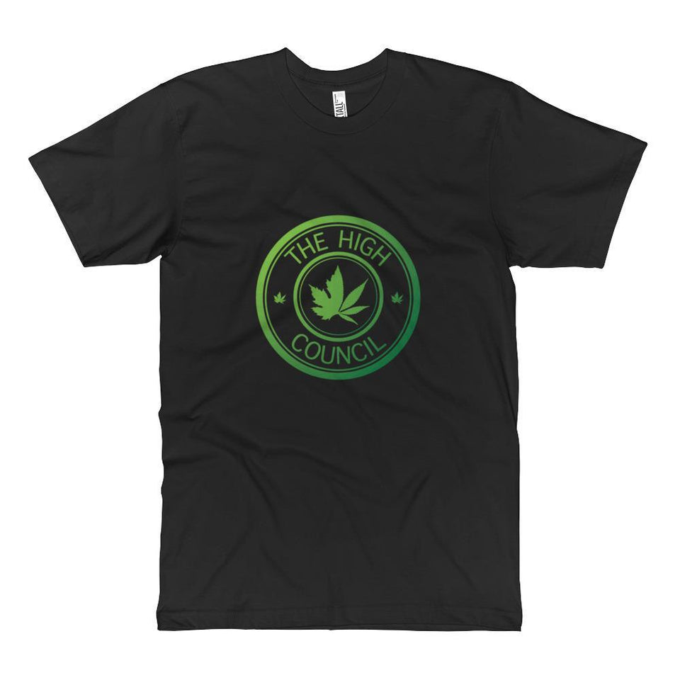 THC Chronic Crew Shirt Ganja Edition
