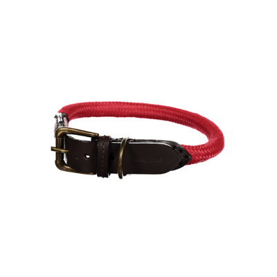 Country Collar - Red