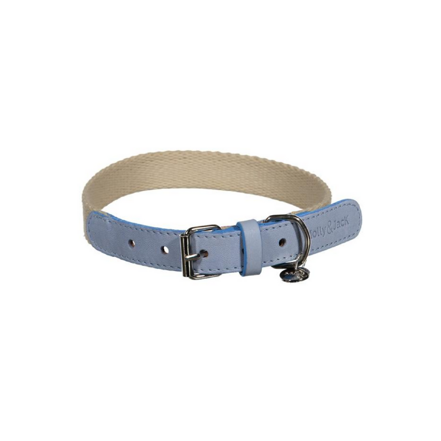 Casual Minimal Collar - Blue