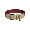 Casual Collar - Bordeaux