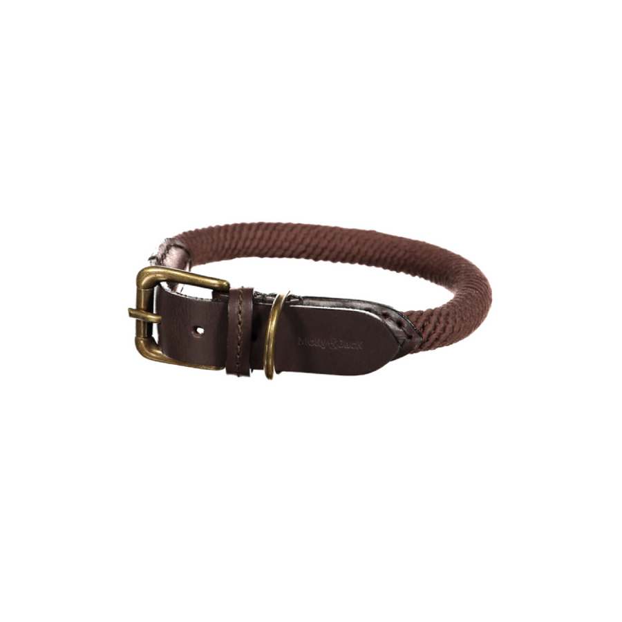 Country Collar - Brown