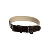 Casual Minimal Collar - Dark Brown