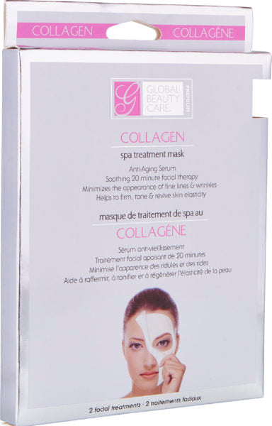 Collagen Spa Treatment Mask - 2 PACK