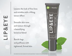 Lip & Eye Moisturizing Cream