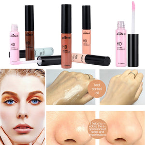 VB Want POPFEEL Makeup Liquid Foundation Moisturizing Waterproof Concealer BB Cream