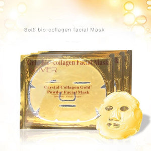 E. C. Specials!!!!!        Gold Bio-Collagen Hydrating Facial Mask