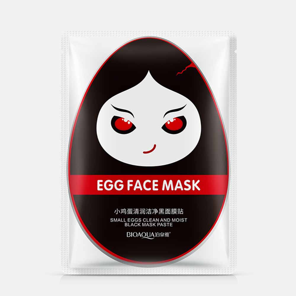 Vb want Egg Bright white Mask Moisturizing ANIME