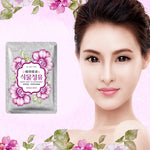 Rose Essential Oil : Peel off Moisturizing Mask for oil control